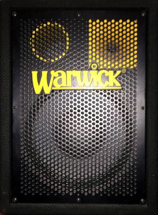 Warwick WPA speakers