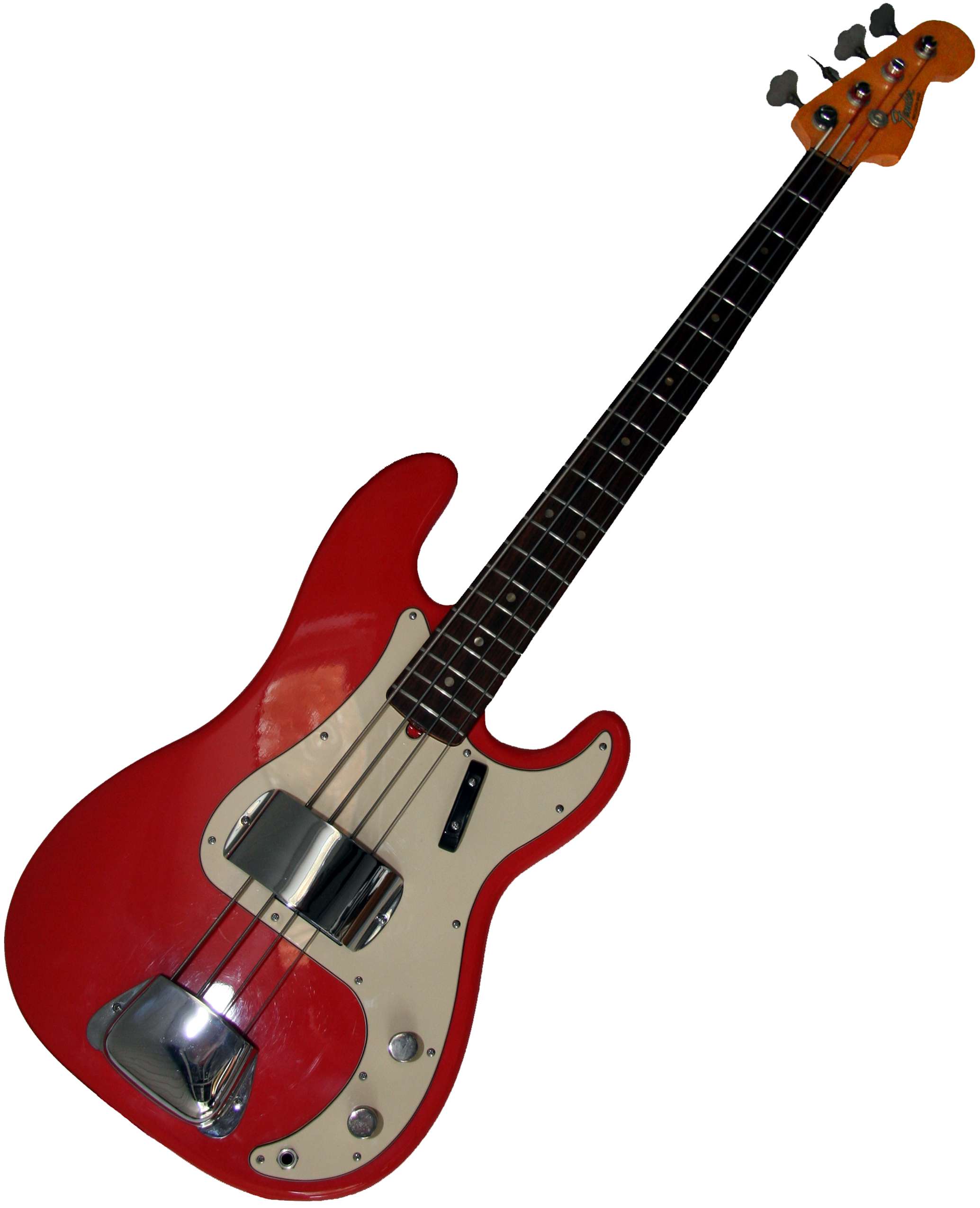 Fender Precision Bass august 1966